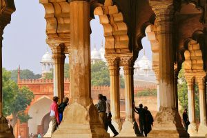 Red Fort  Agra by CitizenFresh