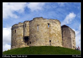 Clifords tower York rld 01 by richardldixon