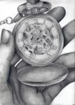 Hands of Time by graffigraphy