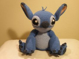Crocheted Stitch 1 by aphid777