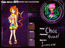 NPC- Chae by hinatacookie2008