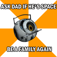 Space Core Advice Meme 1 by Auslot