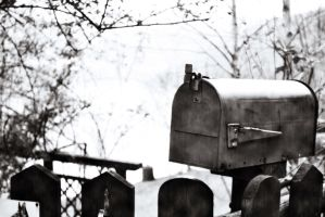 US Mail Box Vol. 2 by Morrighan178