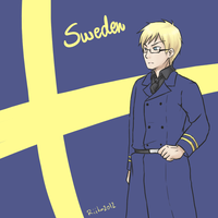 Sweden by SverigenRiika