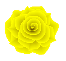 Yellow Rose STOCK by venicet