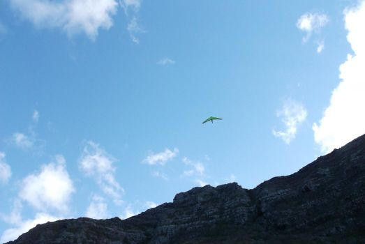 Hang Gliding in Hawaii by deoris