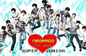 Wall super junior - its you by RainboWxMikA