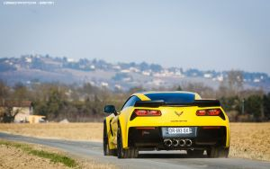 Corvette Z06 by Attila-Le-Ain