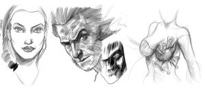 jackman and others tablet pc renderings by Dreee
