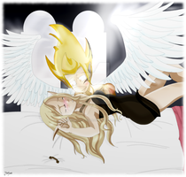Anthem of the angels by Martyna-Chan