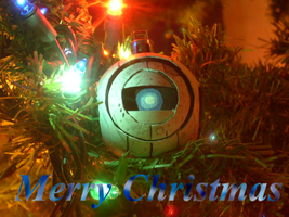 Wheatley's Christmas by FullmetalDevil