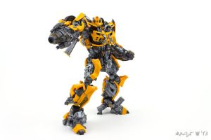 Revoltech Bumblebee by VaderPrime1