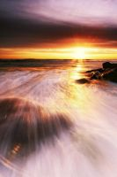 Southwold Beach Sunrise 5. by Wayne4585