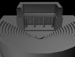greek theater concept by E2x7u