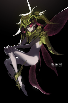 Fairy by shilin