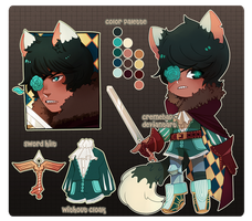 Adopts: Prince {OPEN} by CremeBap