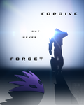 Forgive, but Never Forget by Raver1357