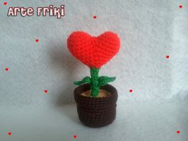 Planta Corazon by ArteFriki