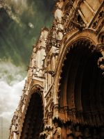 Amiens Cathedral by GrungeTV