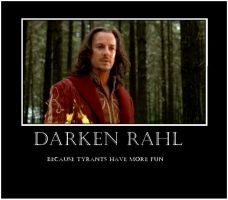 Darken Rahl Motivational LoTS by ParanormalMarshmalow