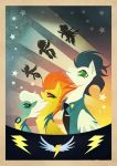 The Wonderbolts by Rariedash