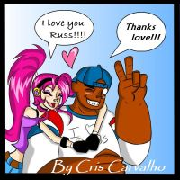 For Russy by GND-KicaCris