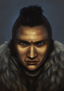 Sokka by frene