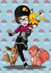.pokemon go by mimiclothing