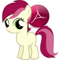 Ponyfied Adobe reader icon by Nerve-Gas