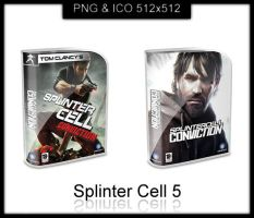 Vista Box - Splinter Cell 5 by HailToTheFreak