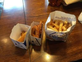 Just had some White Castle by REMRadioheadfan96