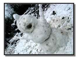 Abominable Snowman by WillFactorMedia