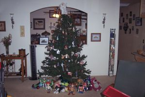 our christmas tree by trexking45