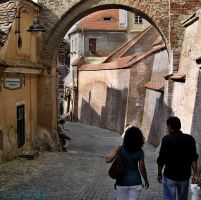 Streets of Sibiu by yoyo-rally