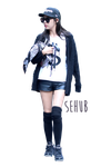 PNG: Son Sungah [9muses ] by sehub