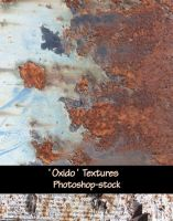 Oxido Texture Pack by photoshop-stock
