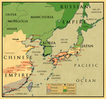 East Asia, c1900 with no Meiji by rubberduck3y6