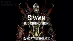 Mortal Kombat X Spawn DLC by ultimate-savage