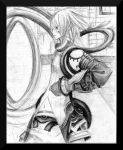 Haseo :Strolling Through Town: by The-Crowned