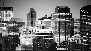 City Wallpaper II - Calgary by StaredownStudios
