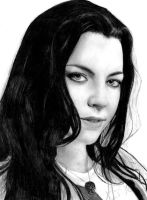 Amy Lee of Evanescence -2- by MC36214