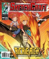 SketchCraft Issue 06 by RobDuenas
