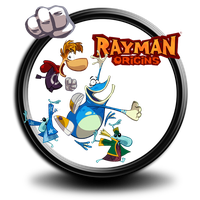 Rayman Origins icon s7 by SidySeven