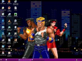 Streets Of Rage by stormus