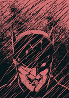 Batman goes insane by Chmurzasty