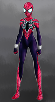 All New All Different Spider-Girl by SolidifyArt