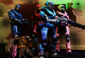 Halo: Reach by SavageSerenityStudio