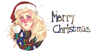 Merry X-mas! by dancingwithdinosaur