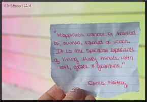 Happiness is a spiritual experience... by WorldWar-Tori