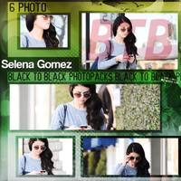 Selena Gomez Photopack by zeynxx